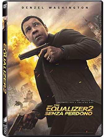 THE EQUALIZER 2 - SENZA PERDONO (DVD)