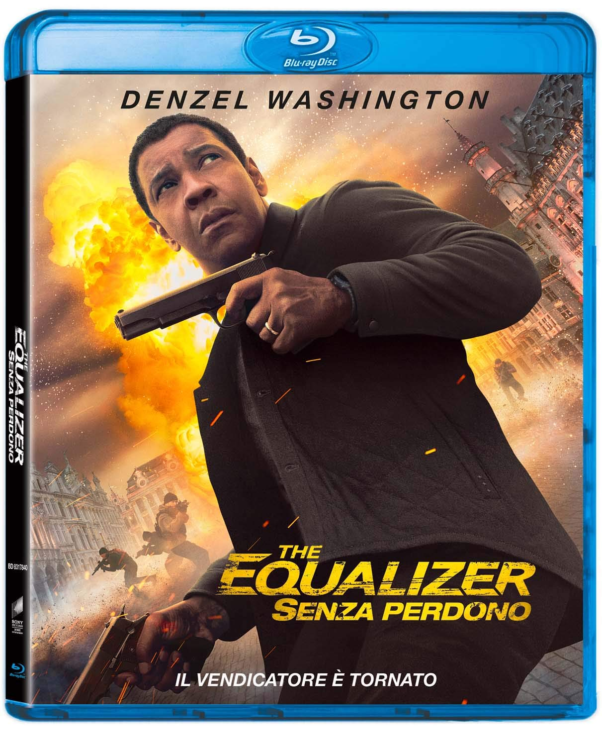 THE EQUALIZER 2 - SENZA PERDONO - BLU RAY