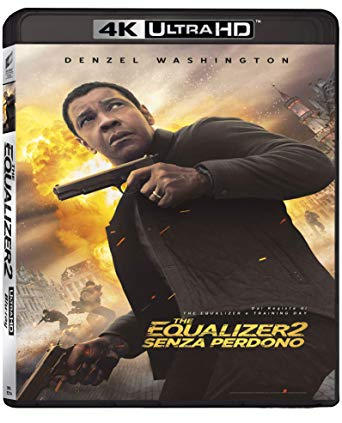 COF.THE EQUALIZER 2 - SENZA PERDONO (4K UHD+BLU-RAY)