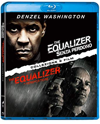 COF.THE EQUALIZER COLLECTION (2 BLU-RAY)