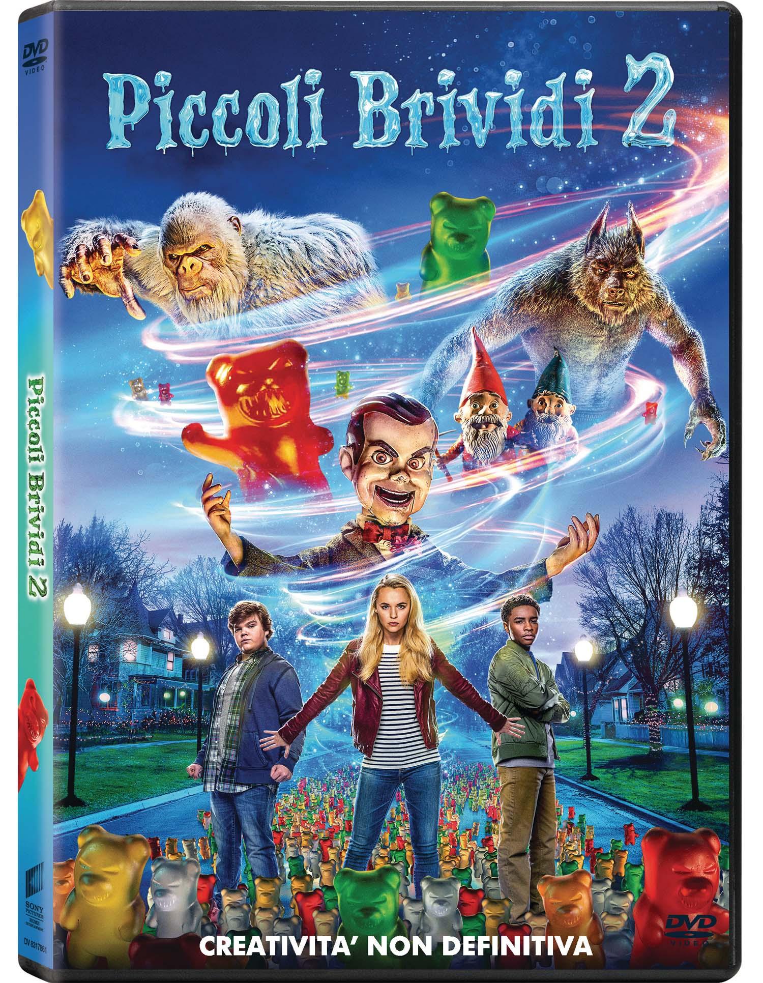 PICCOLI BRIVIDI 2: I FANTASMI DI HALLOWEEN (DVD)