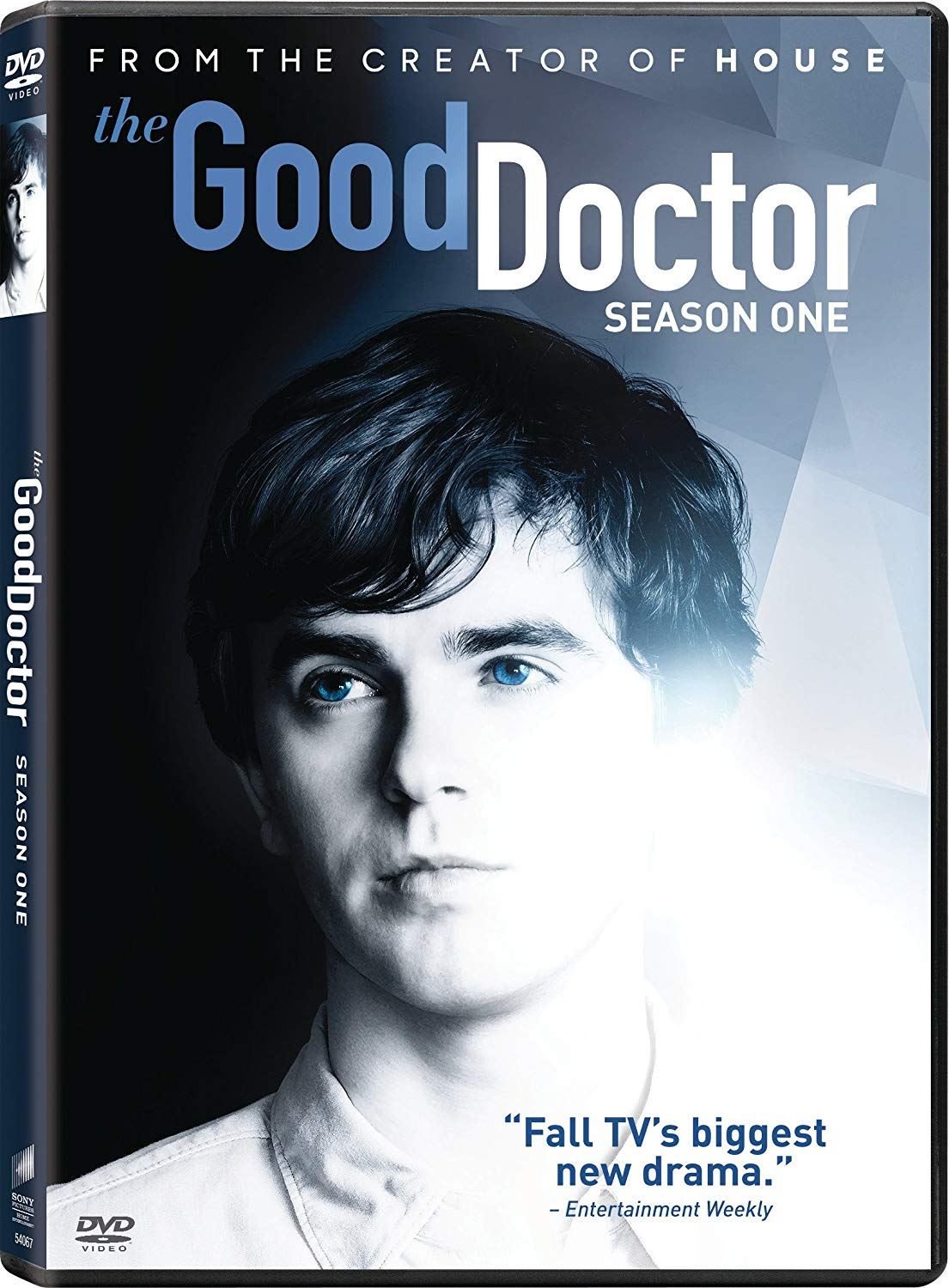 COF.THE GOOD DOCTOR - STAGIONE 01 (5 DVD) (DVD)