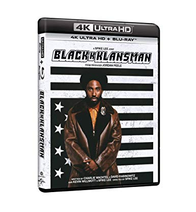 BLACKKKLANSMAN (4K UHD+BLU-RAY)