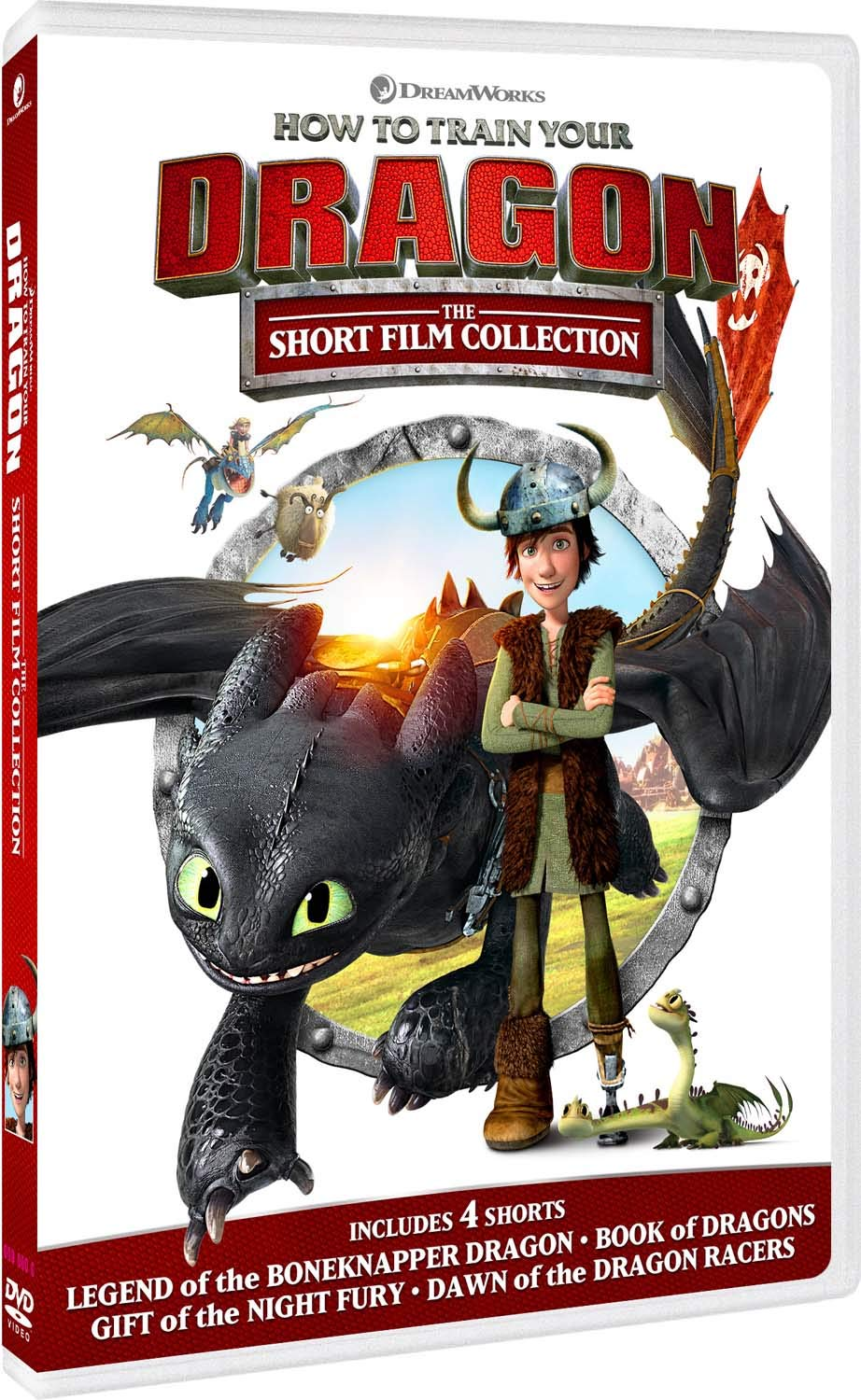 DRAGON TRAINER - MINI FILM COLLECTION (DVD)