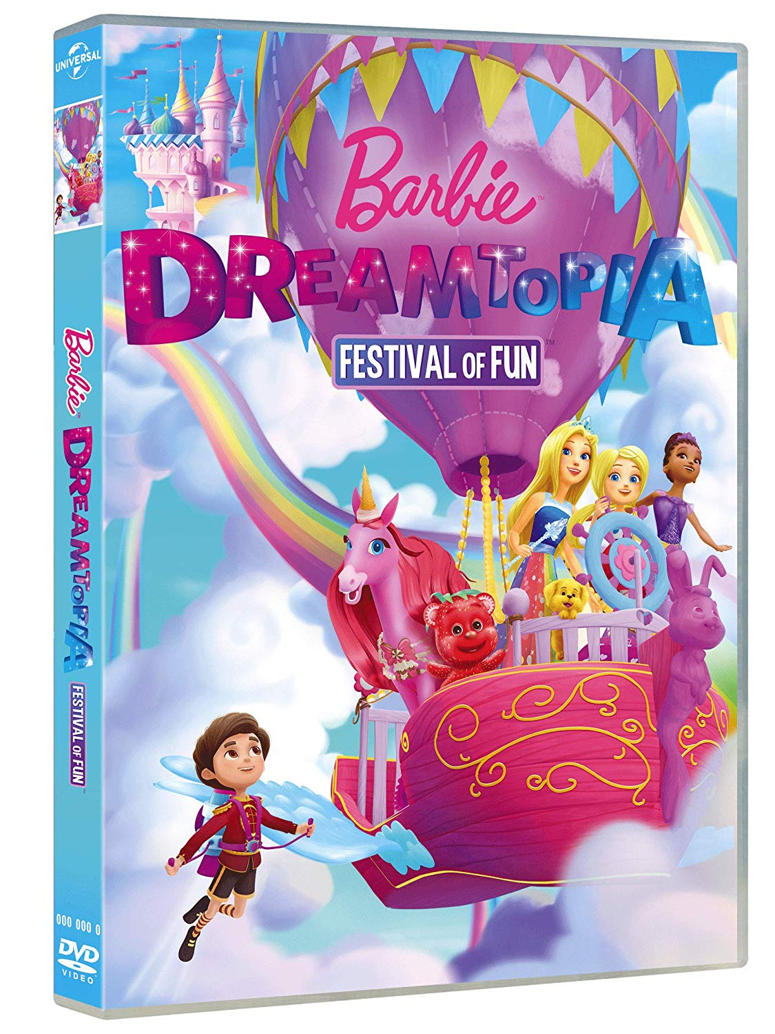 BARBIE - FESTIVAL DEL DIVERTIMENTO (DVD)