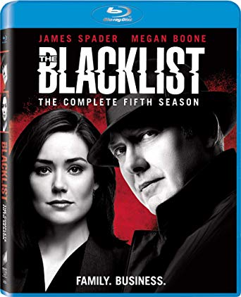COF.THE BLACKLIST - STAGIONE 05 (5 BLU-RAY)