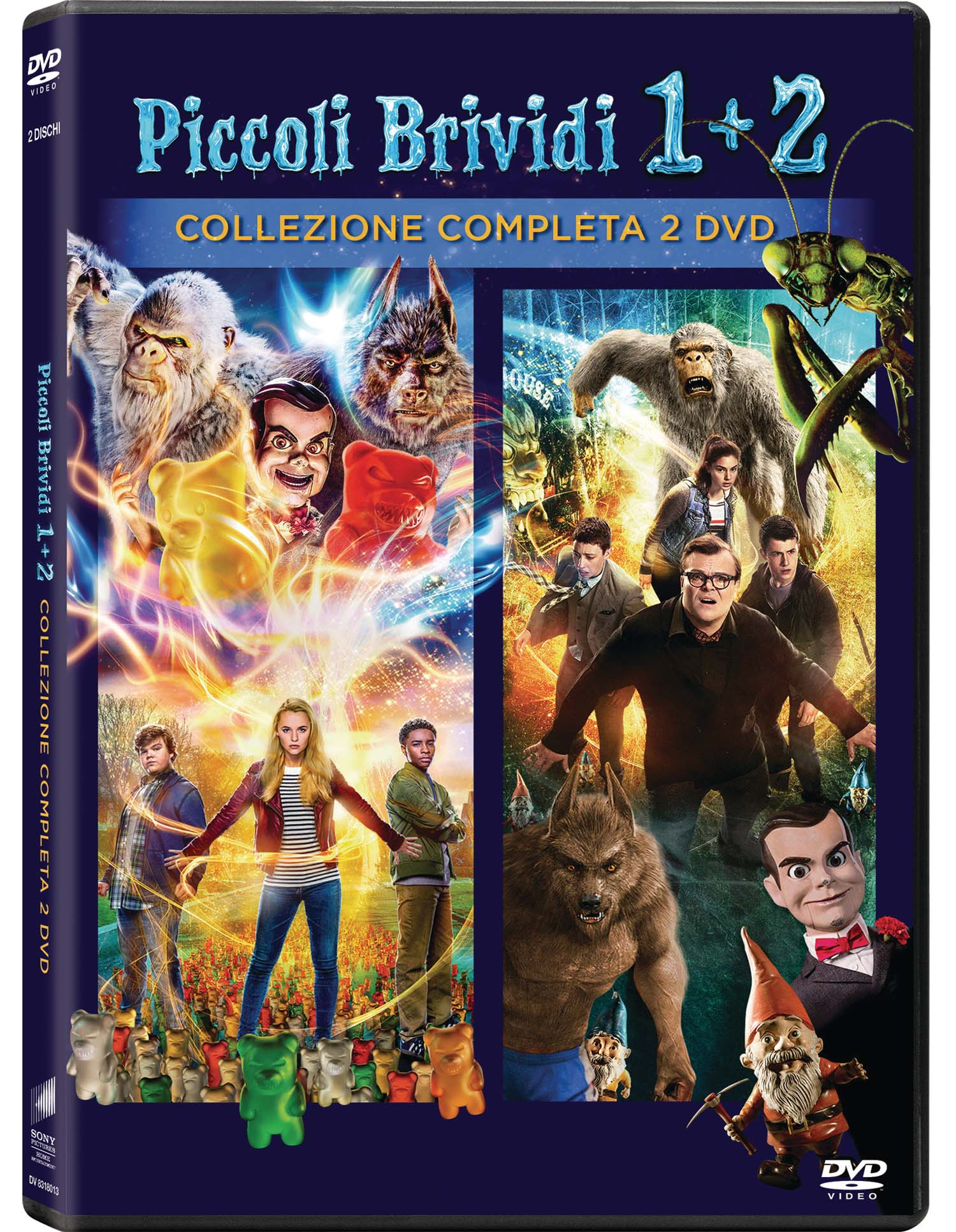 COF.PICCOLI BRIVIDI MOVIE COLLECTION (2 DVD) (DVD)