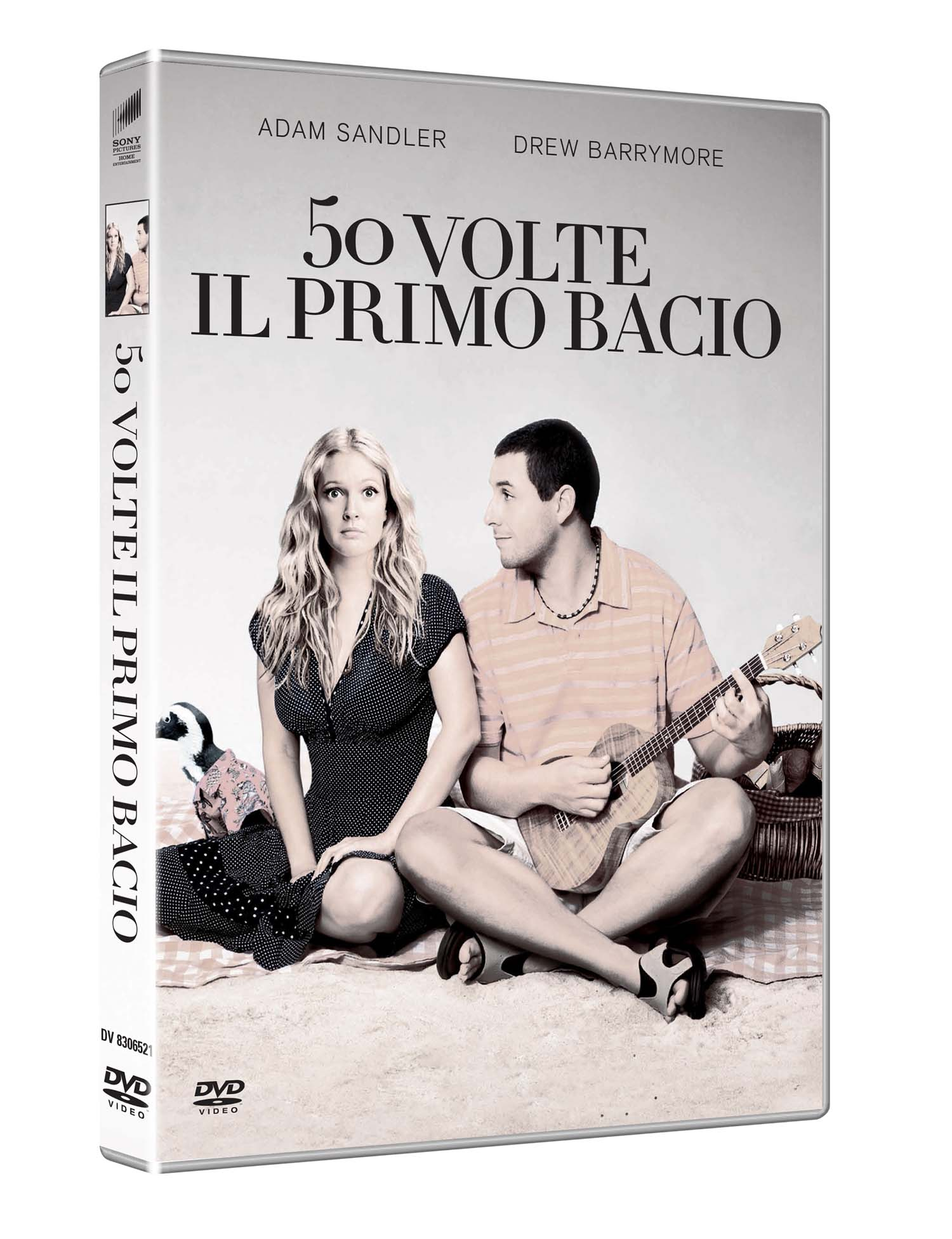 50 VOLTE IL PRIMO BACIO (SAN VALENTINO COLLECTION) (DVD)