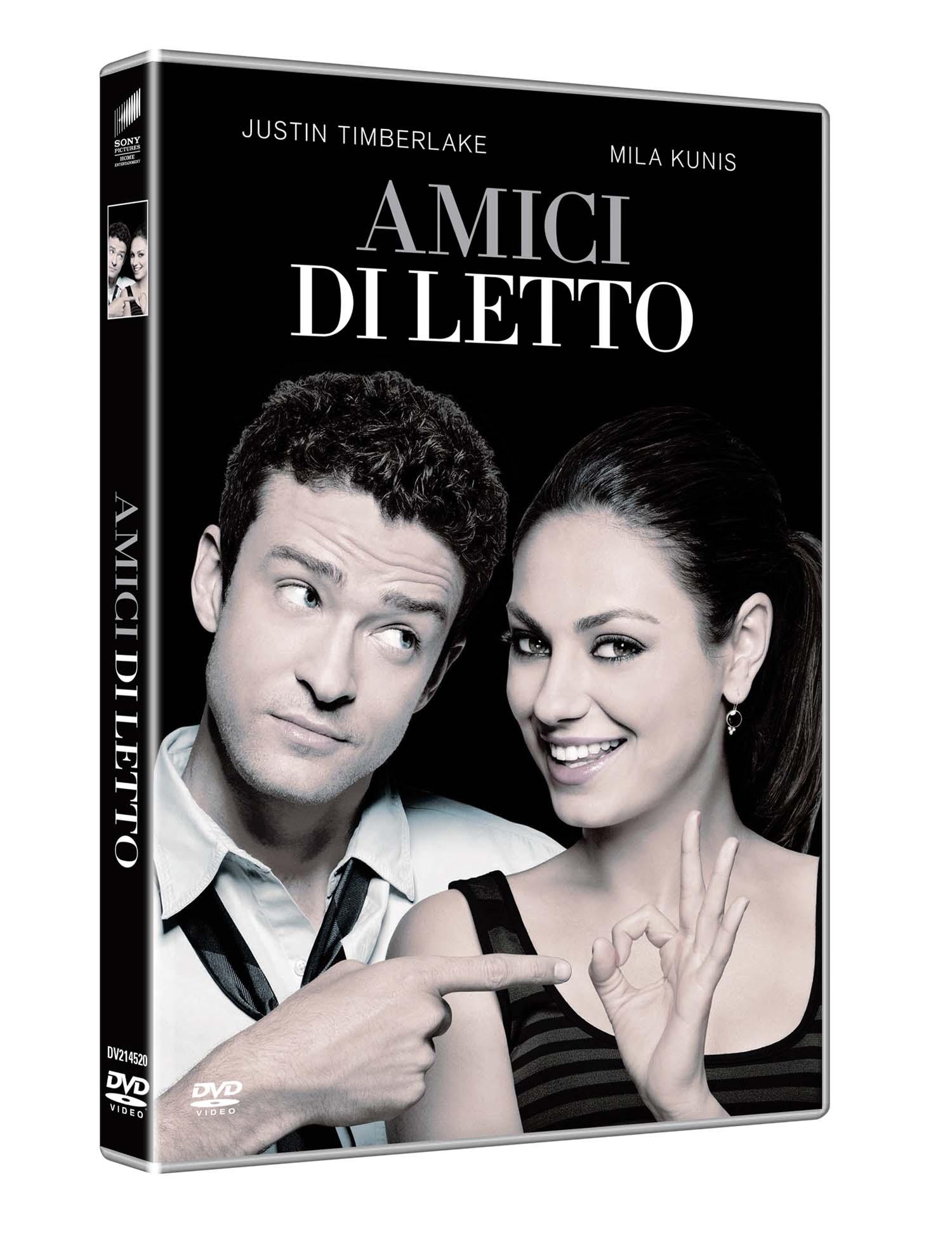 AMICI DI LETTO (SAN VALENTINO COLLECTION) (DVD)
