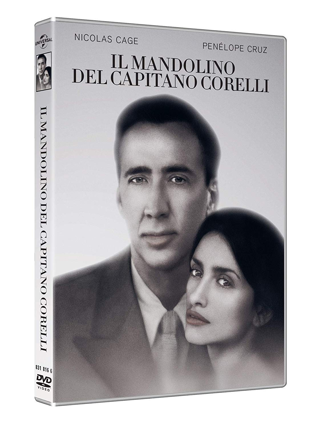 IL MANDOLINO DEL CAPITANO CORELLI (SAN VALENTINO COLLECTION) (DV