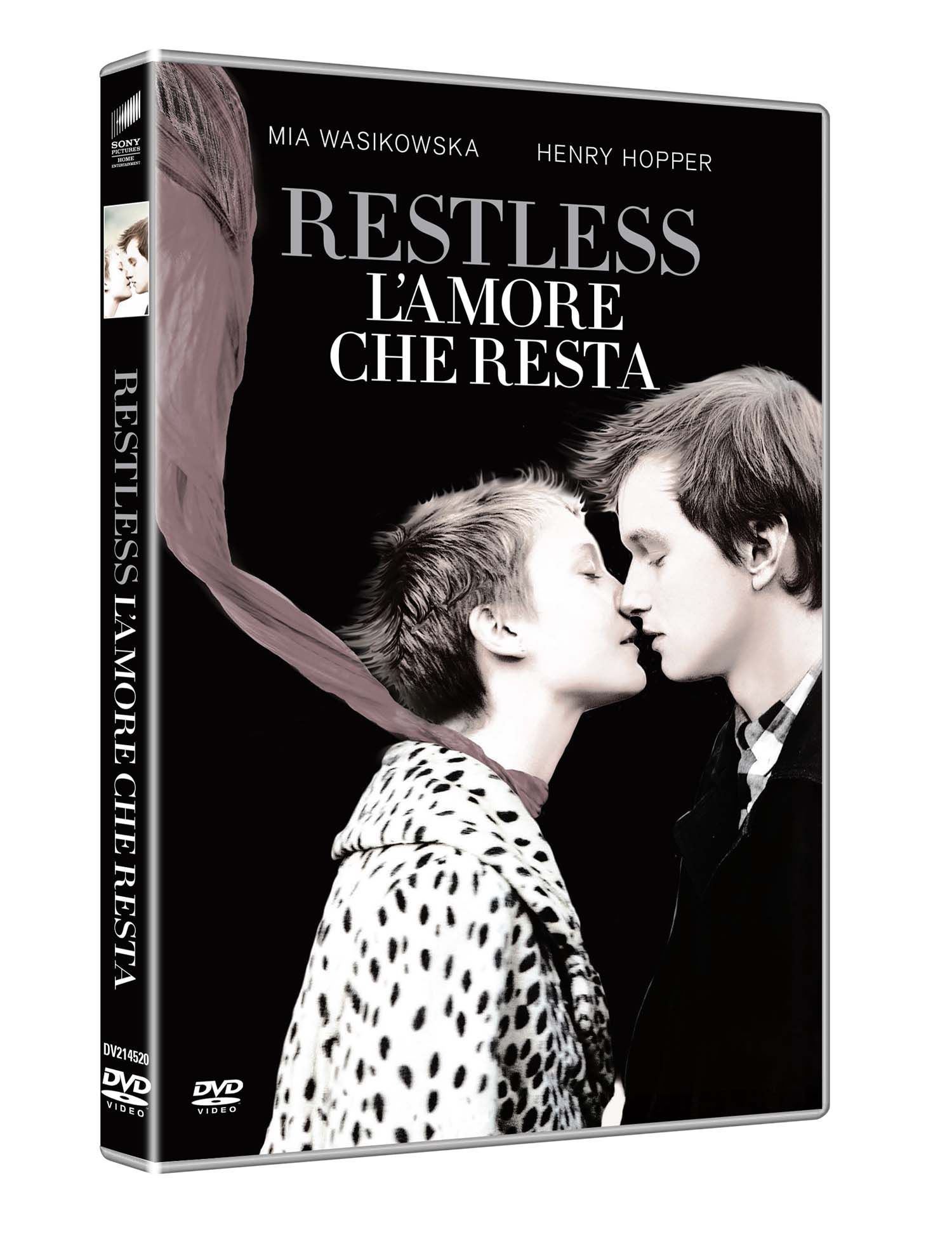 RESTLESS - L'AMORE CHE RESTA (SAN VALENTINO COLLECTION) (DVD)