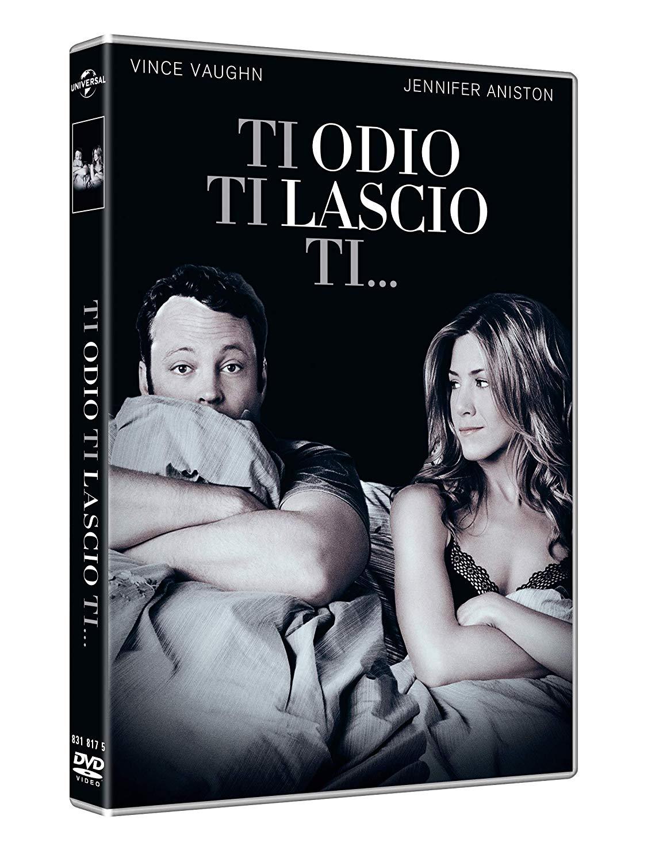 TI ODIO TI LASCIO, TI... (SAN VALENTINO COLLECTION) (DVD)