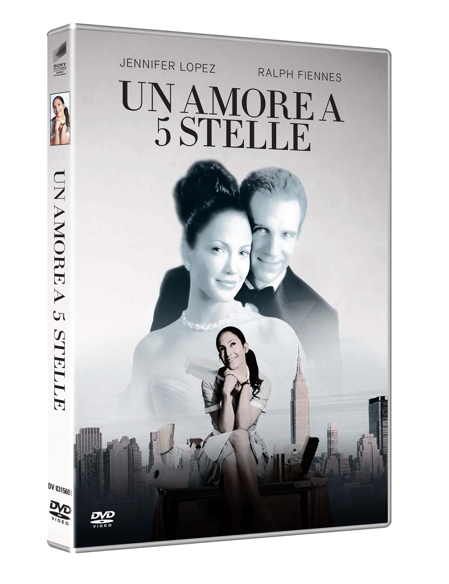 UN AMORE A 5 STELLE (SAN VALENTINO COLLECTION) (DVD)