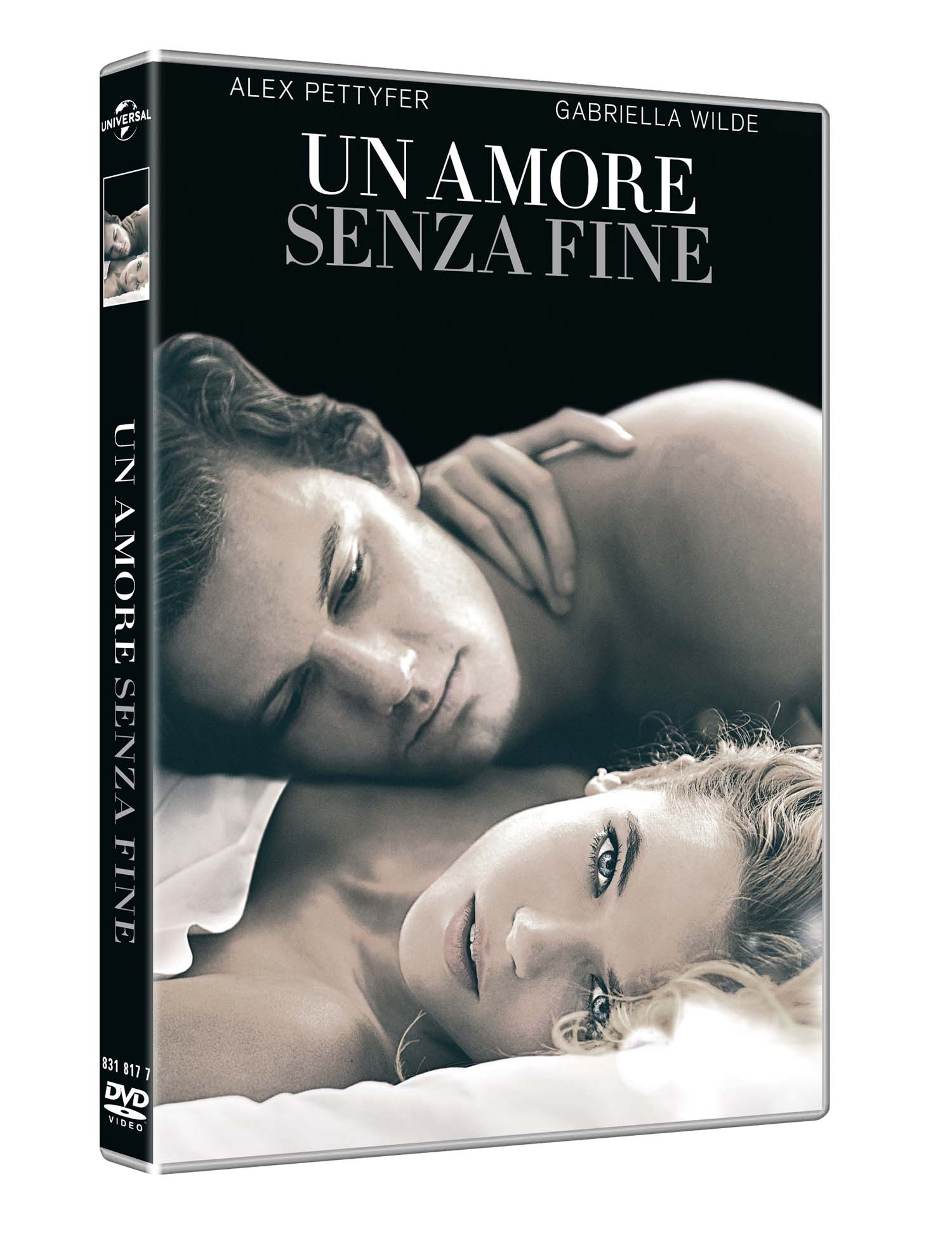 UN AMORE SENZA FINE (SAN VALENTINO COLLECTION) (DVD)