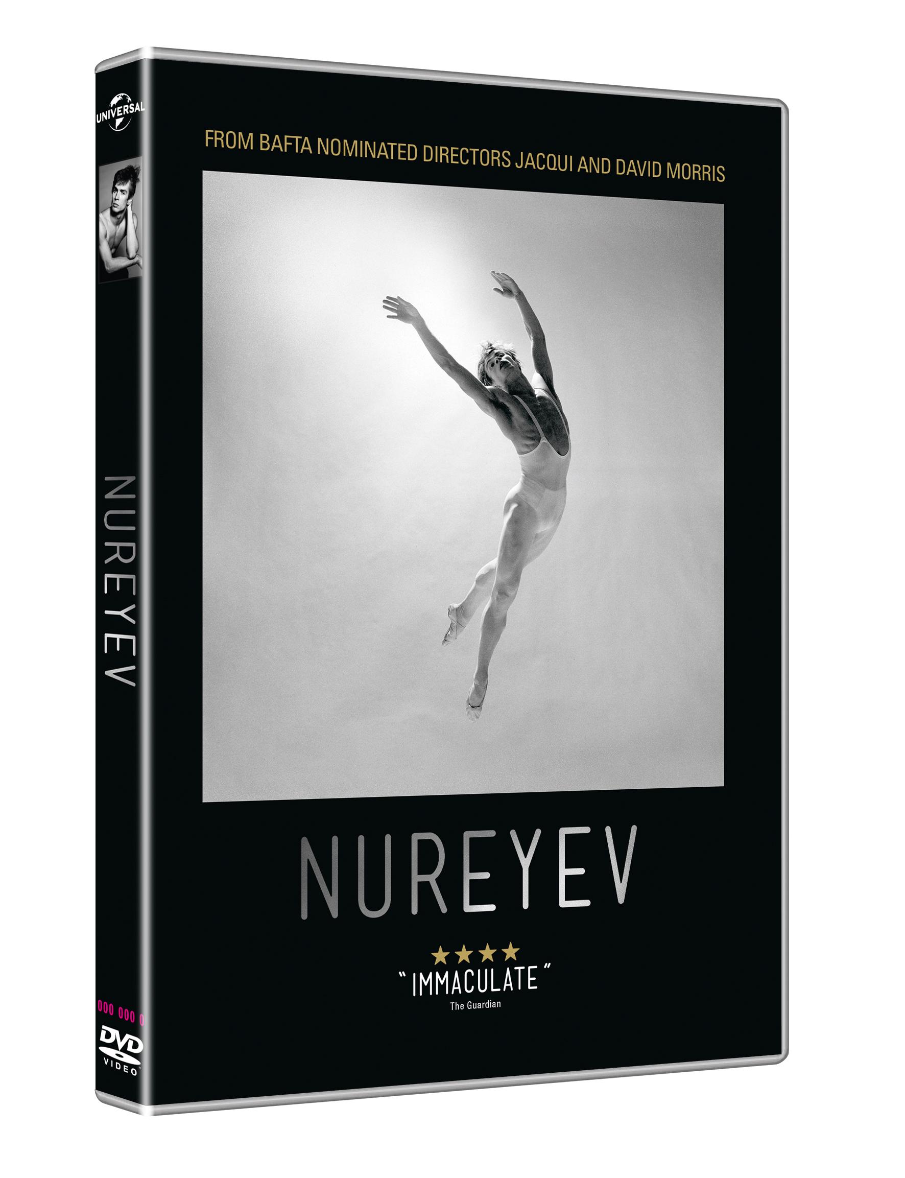 NUREYEV (DVD)