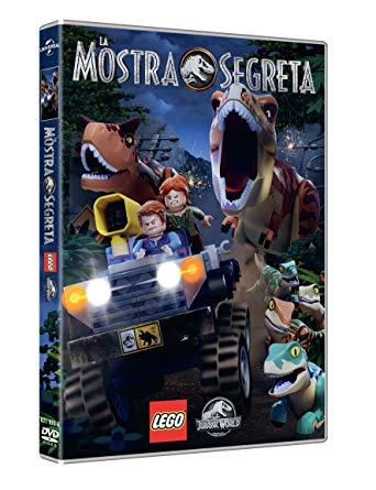 LEGO JURASSIC WORLD - LA MOSTRA SEGRETA (DVD)
