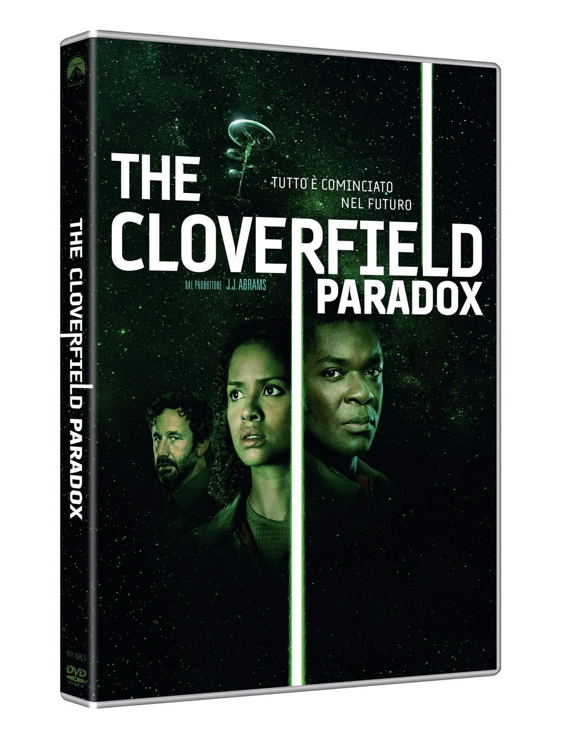 THE CLOVERFIELD PARADOX (DVD)