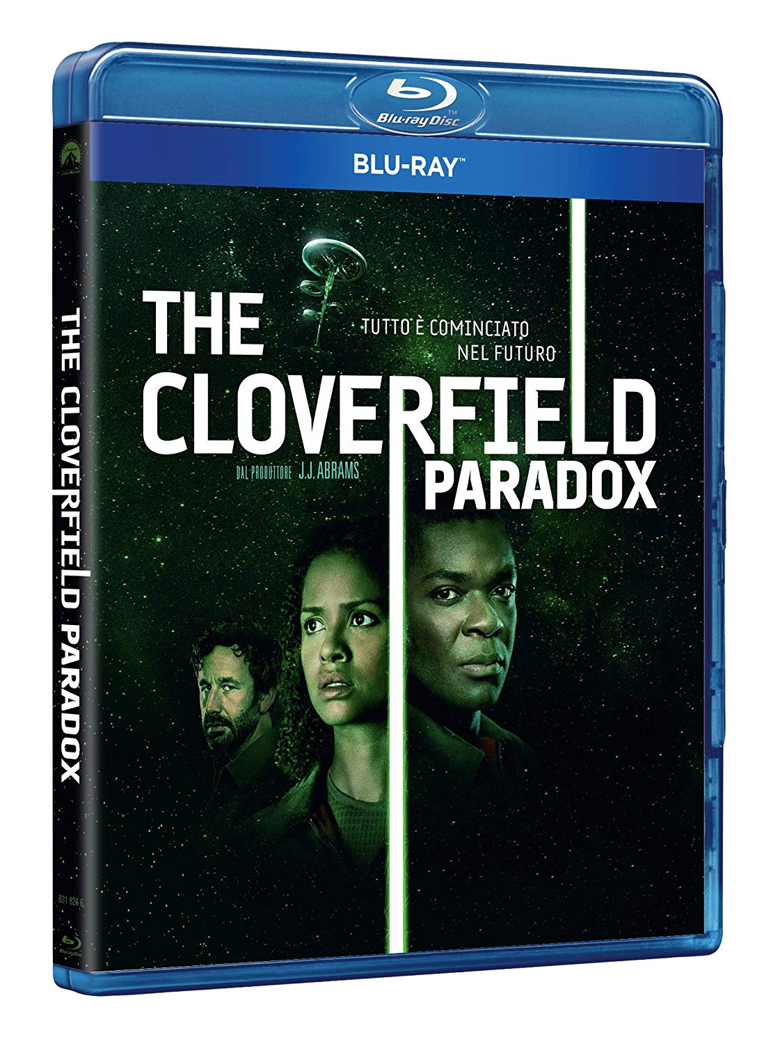 THE CLOVERFIELD PARADOX - BLU RAY