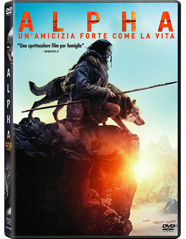 ALPHA - UN'AMICIZIA FORTE COME LA VITA (DVD)