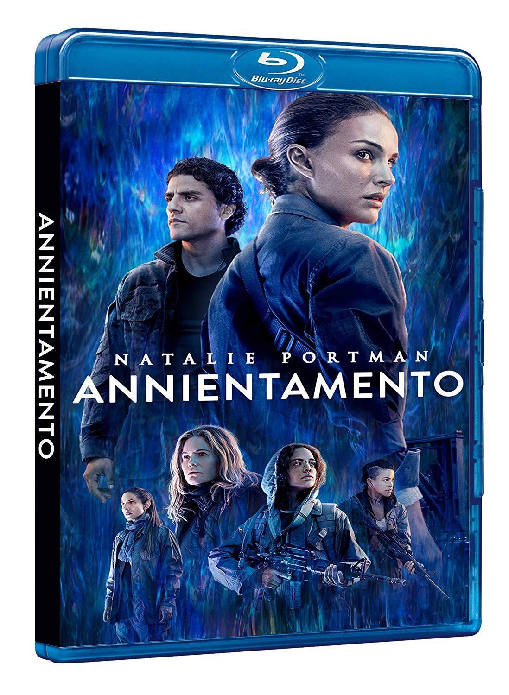 ANNIENTAMENTO - BLU RAY