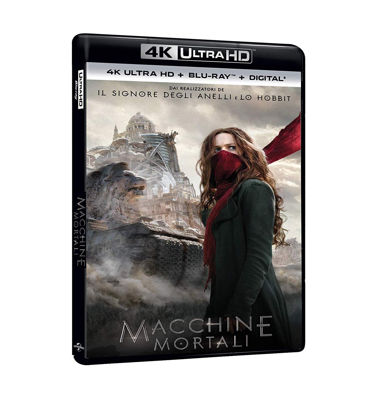 MACCHINE MORTALI (4K UHD+BLU-RAY)