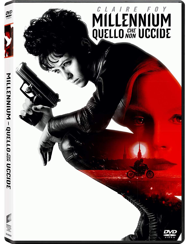 MILLENNIUM - QUELLO CHE NON UCCIDE (DVD)