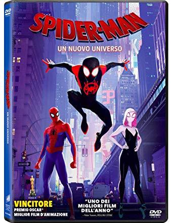 SPIDER-MAN UN NUOVO UNIVERSO (DVD)