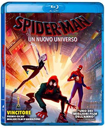 SPIDER-MAN UN NUOVO UNIVERSO - BLU RAY