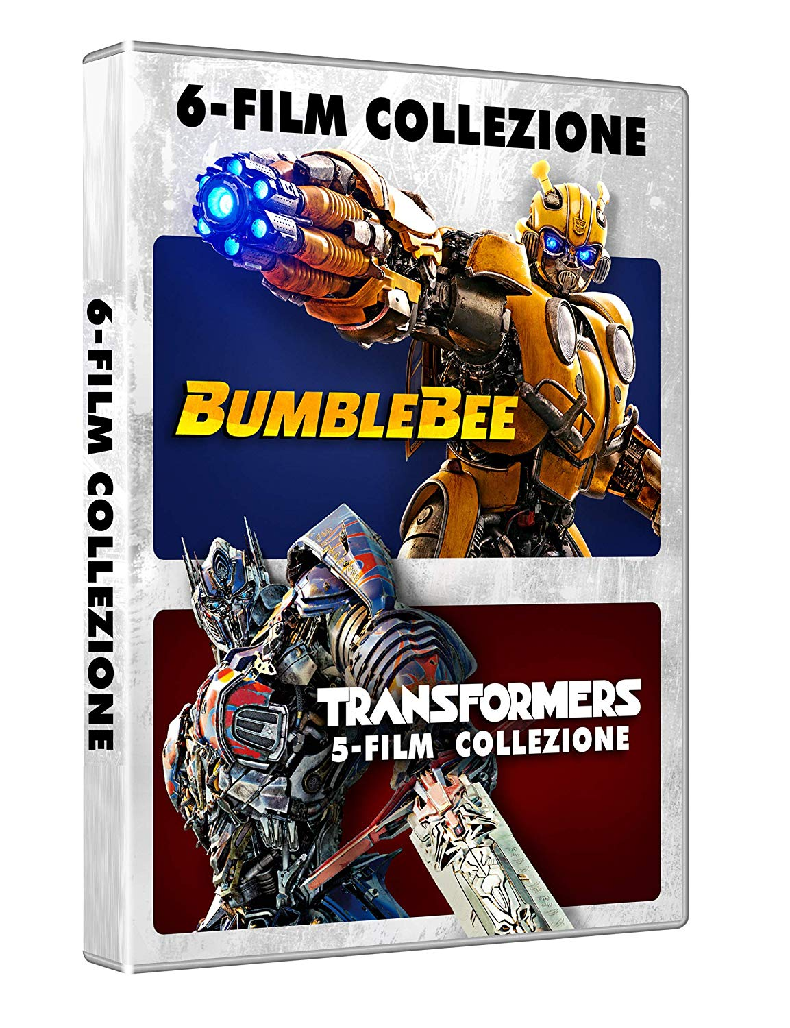 COF.BUMBLEBEE / TRANSFORMERS COLLECTION (6 DVD) (DVD)