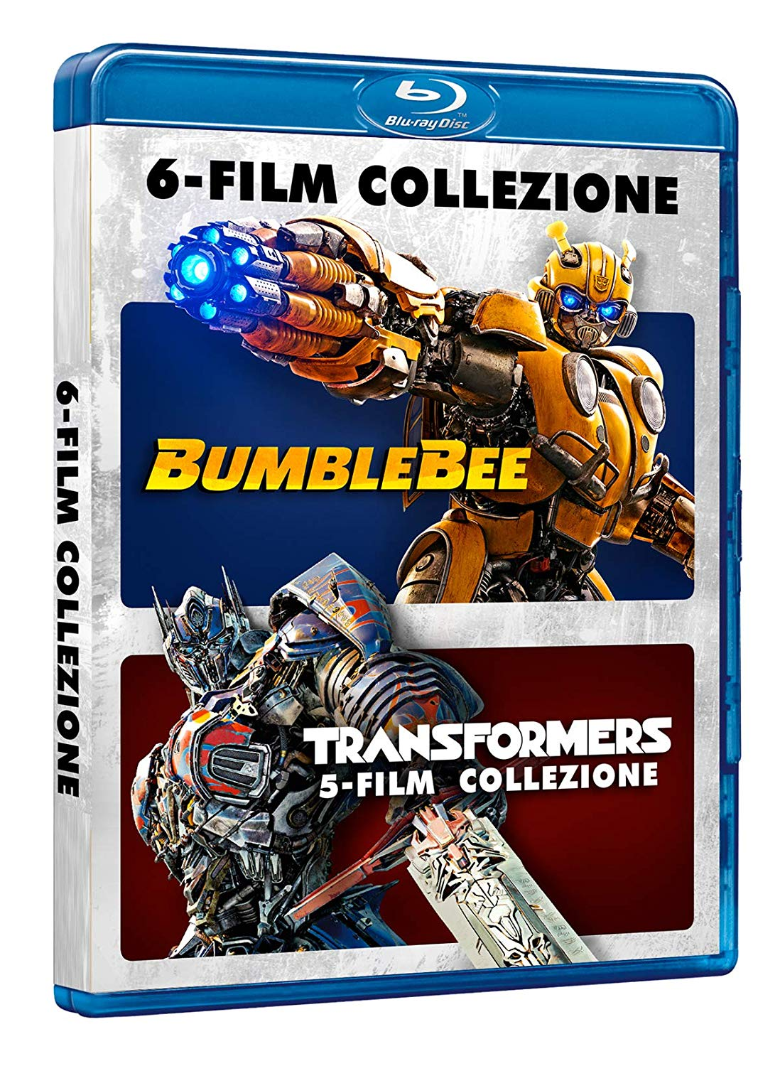 COF.BUMBLEBEE / TRANSFORMERS COLLECTION (6 BLU-RAY)