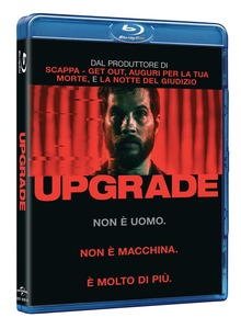 UPGRADE - BLU RAY