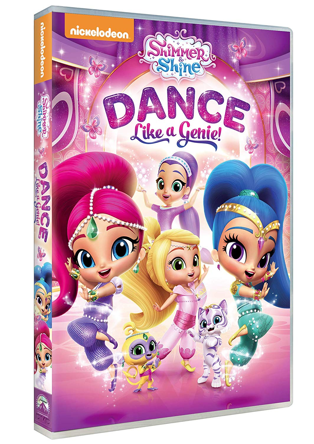 SHIMMER AND SHINE - BALLO CHE PASSIONE (DVD)