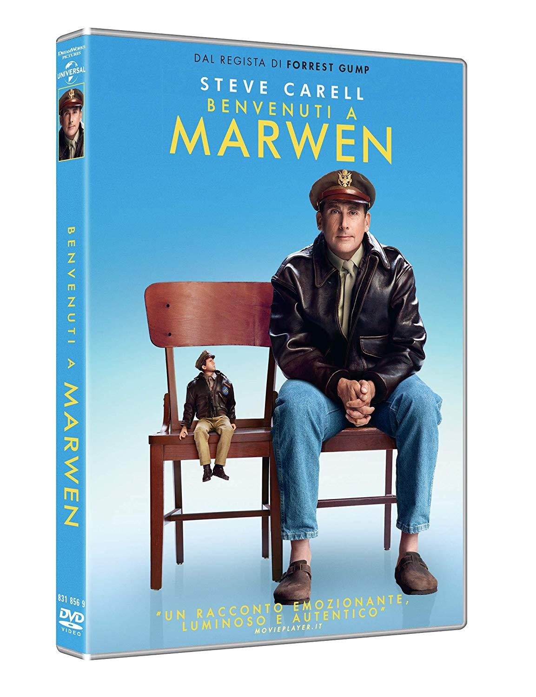 BENVENUTI A MARWEN (DVD)