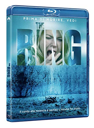 THE RING - 2002 - BLU RAY