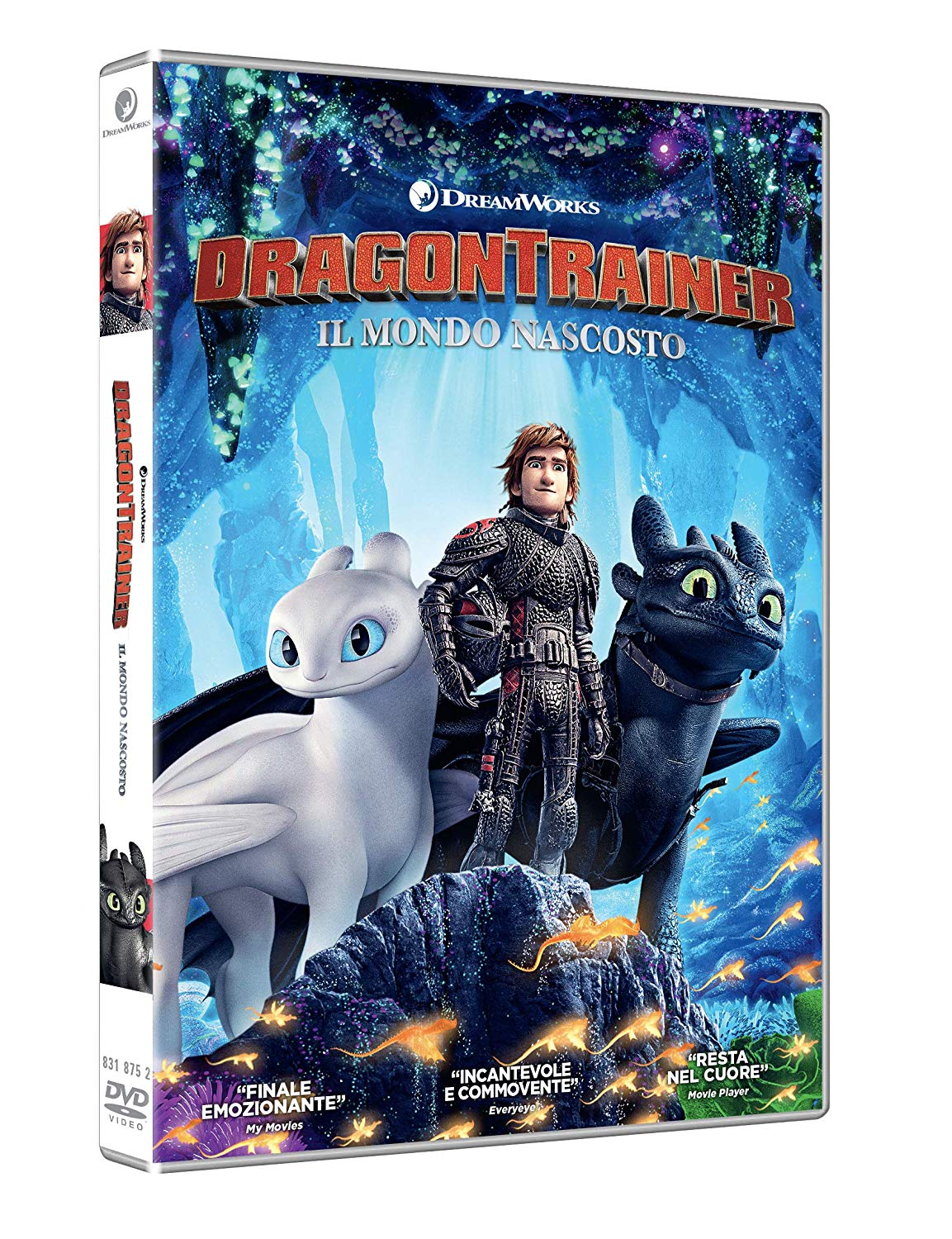 DRAGON TRAINER 3 - IL MONDO NASCOSTO (DVD)