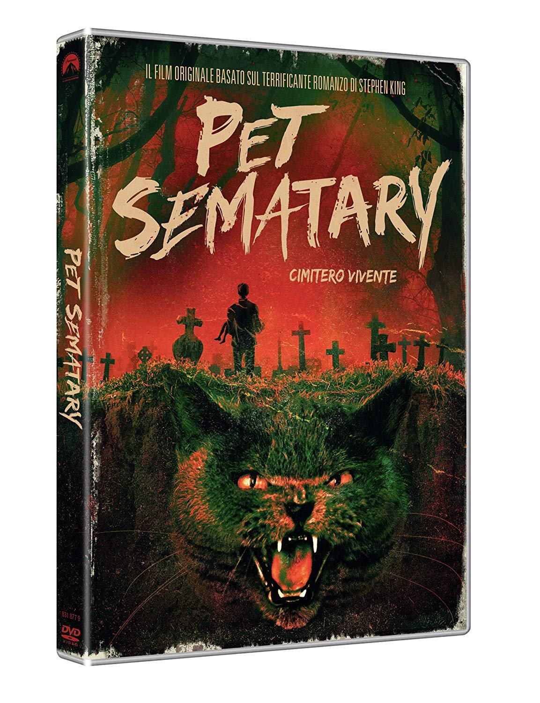 PET SEMATARY CIMITERO VIVENTE (DVD)