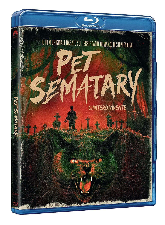 PET SEMATARY CIMITERO VIVENTE - BLU RAY