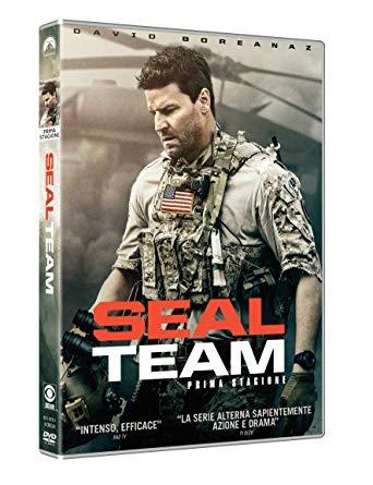 COF.SEAL TEAM - STAGIONE 1 (6 DISCHI) (DVD)