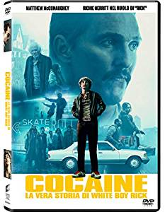 COCAINE: LA VERA STORIA DI WHITE BOY RICK (DVD)
