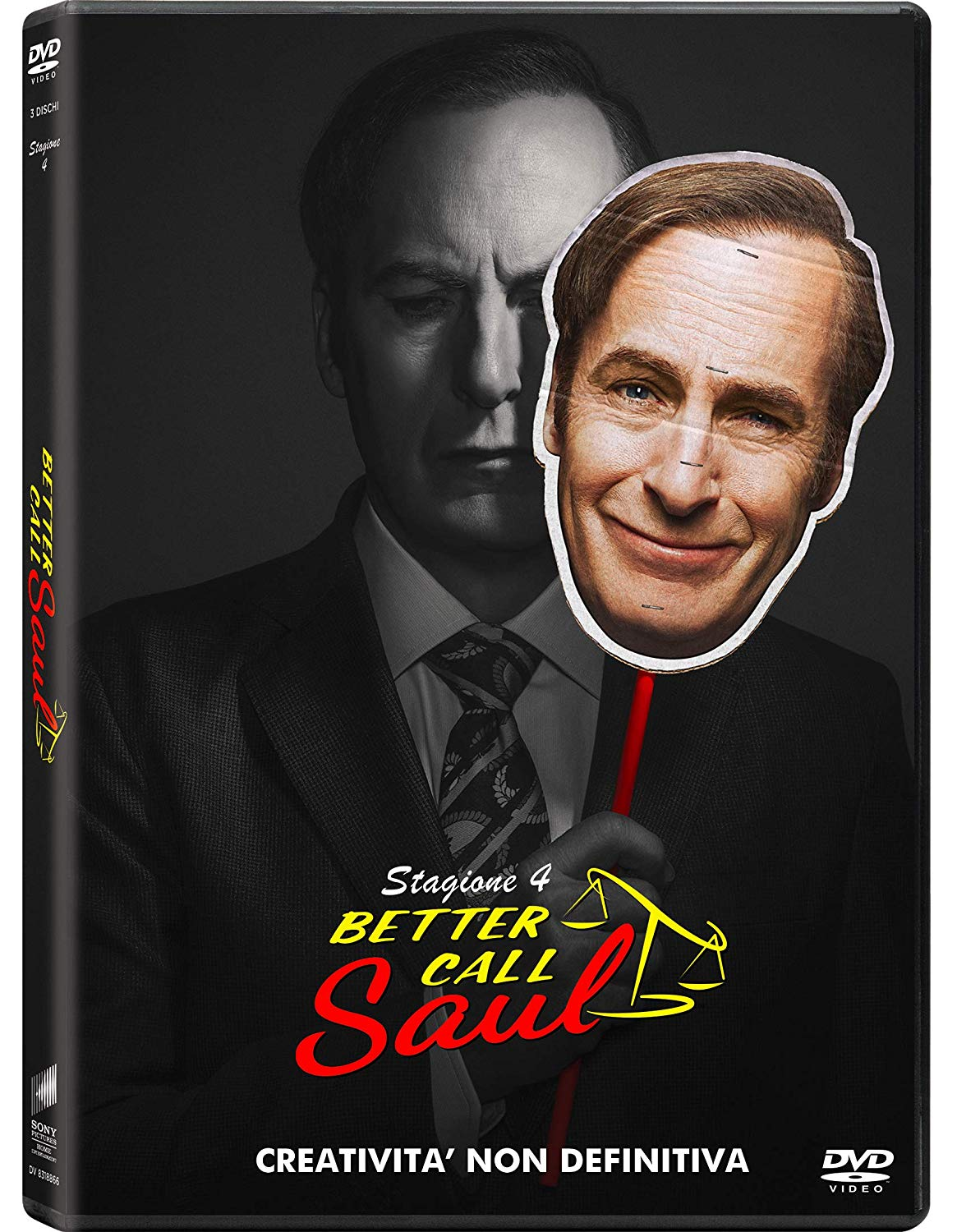COF.BETTER CALL SAUL - STAGIONE 04 (3 DVD) (DVD)