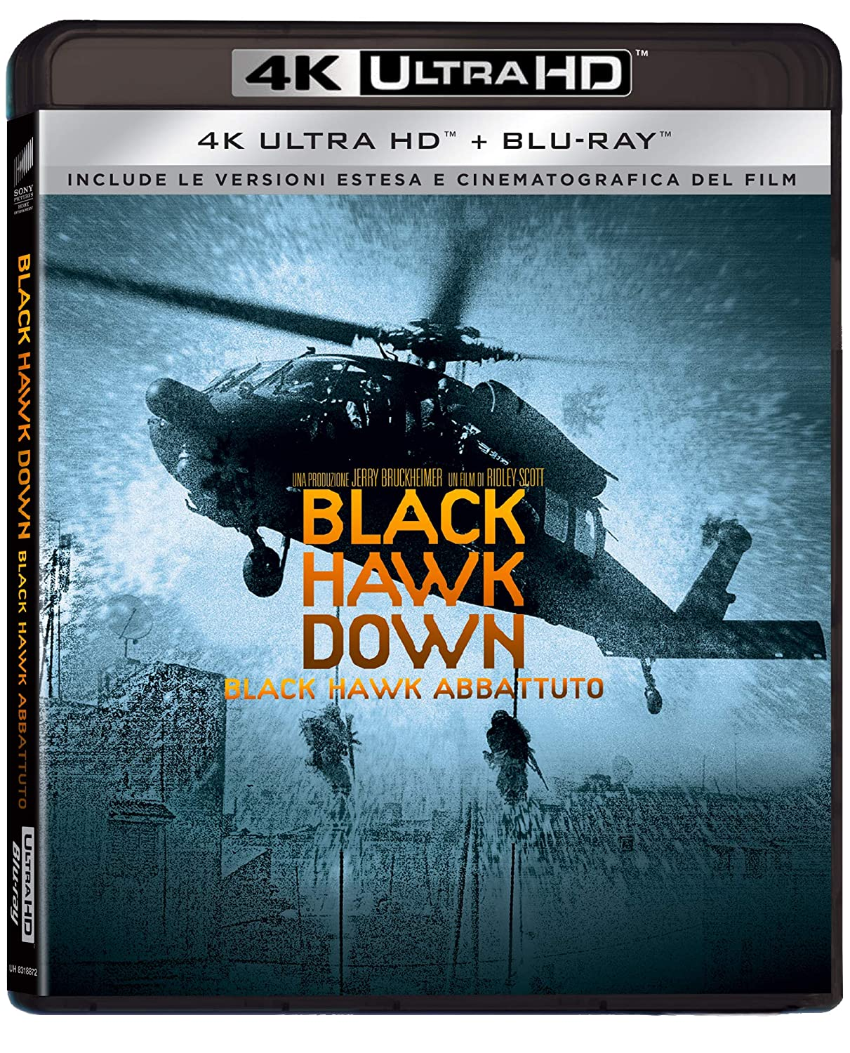 BLACK HAWK DOWN (4K UHD+BLU-RAY)