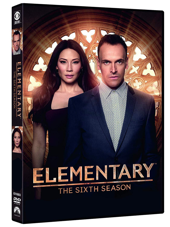 COF.ELEMENTARY - STAGIONE 06 (6 DVD) (DVD)