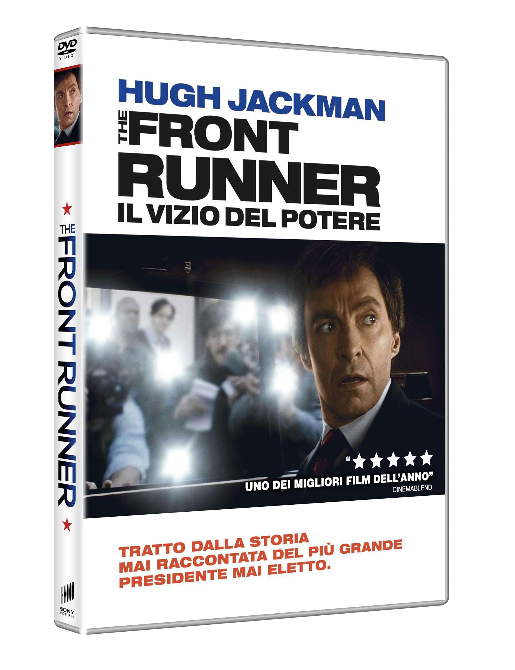 THE FRONT RUNNER - IL VIZIO DEL POTERE (DVD)