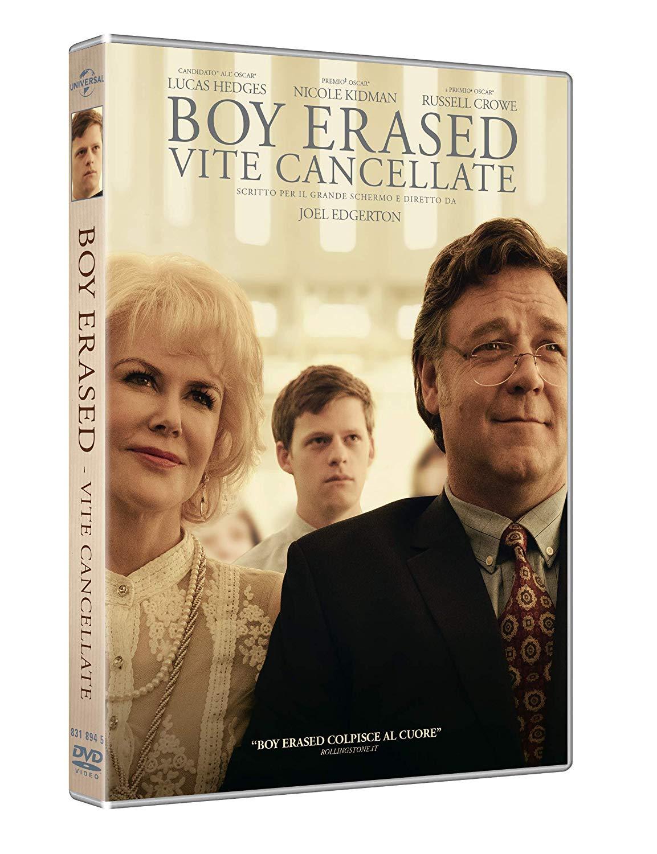 BOY ERASED - VITE CANCELLATE (DVD)
