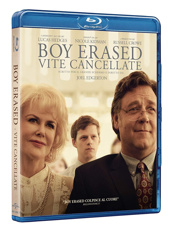 BOY ERASED - VITE CANCELLATE - BLU RAY