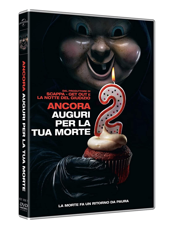 ANCORA AUGURI PER LA TUA MORTE (DVD)