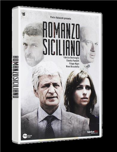 COF.ROMANZO SICILIANO - STAGIONE 01 (4 DVD) (DVD)