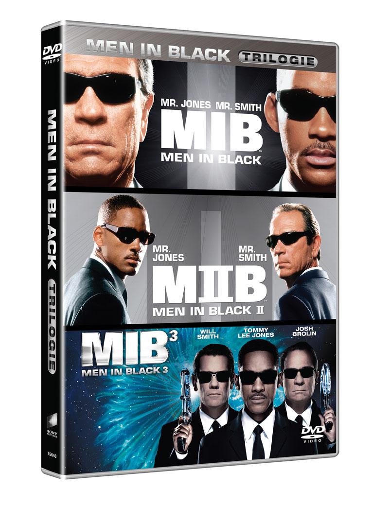 COF.MEN IN BLACK BOXSET (3 DVD) (DVD)
