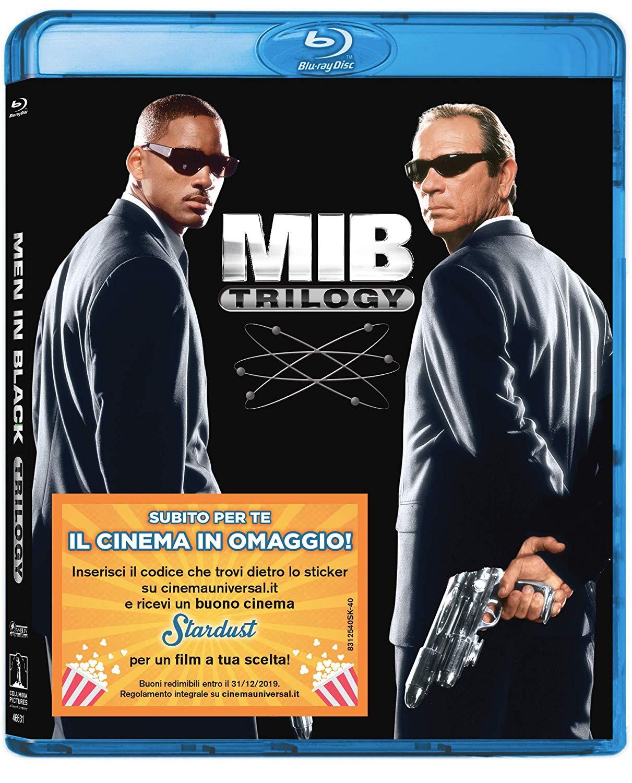COF.MEN IN BLACK BOXSET (3 BLU-RAY) (DVD)