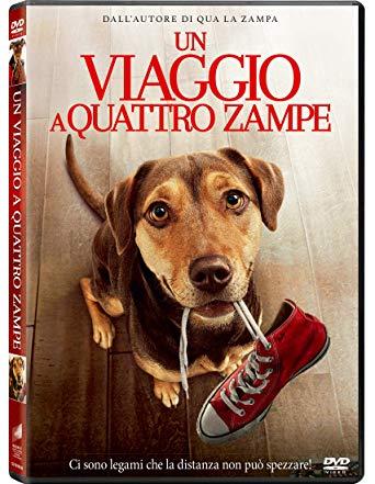 UN VIAGGIO A QUATTRO ZAMPE (DVD)